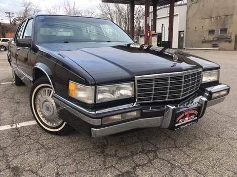 1992 Cadillac DeVille for sale in Teterboro, NJ