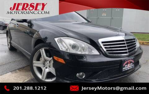 2009 Mercedes-Benz S-Class for sale at JerseyMotorsInc.com in Teterboro NJ