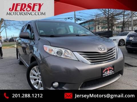 2014 Toyota Sienna XLE 7-Passenger for sale at JerseyMotorsInc.com in Teterboro NJ