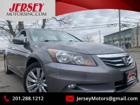 2012 Honda Accord for sale at JerseyMotorsInc.com in Teterboro NJ