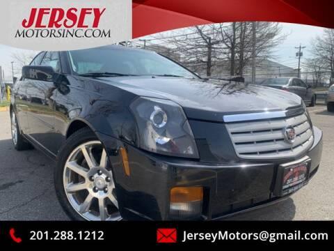 2006 Cadillac CTS for sale at JerseyMotorsInc.com in Teterboro NJ