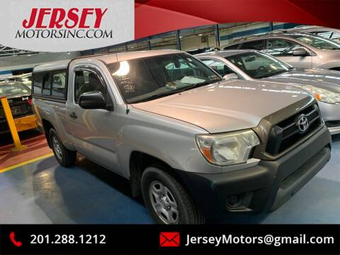 2012 Toyota Tacoma for sale at JerseyMotorsInc.com in Teterboro NJ