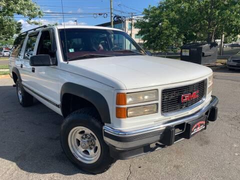1999 GMC Suburban for sale at JerseyMotorsInc.com in Teterboro NJ