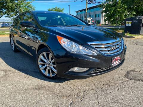 2012 Hyundai Sonata for sale at JerseyMotorsInc.com in Teterboro NJ