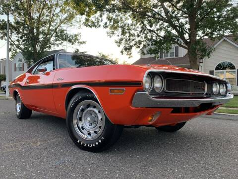 1970 Dodge Challenger for sale at JerseyMotorsInc.com in Teterboro NJ