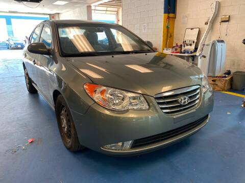 2010 Hyundai Elantra for sale at JerseyMotorsInc.com in Teterboro NJ