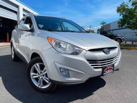 2013 Hyundai Tucson for sale at JerseyMotorsInc.com in Teterboro NJ