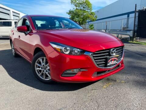 2018 Mazda MAZDA3 for sale at JerseyMotorsInc.com in Teterboro NJ
