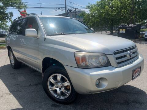 2006 Toyota Highlander for sale at JerseyMotorsInc.com in Teterboro NJ