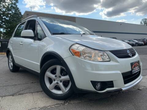 2007 Suzuki SX4 Crossover for sale at JerseyMotorsInc.com in Teterboro NJ