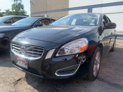 2012 Volvo S60 for sale at JerseyMotorsInc.com in Teterboro NJ