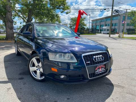 2006 Audi A6 for sale at JerseyMotorsInc.com in Teterboro NJ