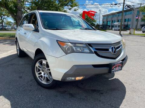 2007 Acura MDX for sale at JerseyMotorsInc.com in Teterboro NJ