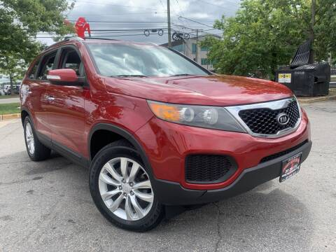 2011 Kia Sorento for sale at JerseyMotorsInc.com in Teterboro NJ