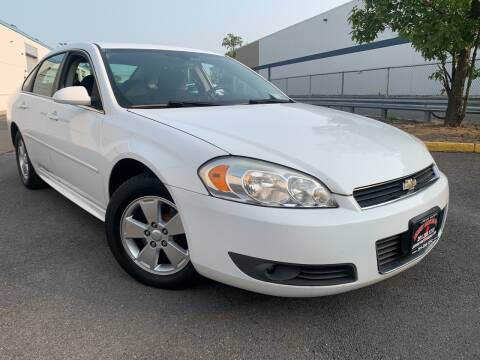 2010 Chevrolet Impala for sale at JerseyMotorsInc.com in Teterboro NJ