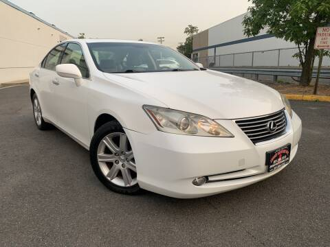 2009 Lexus ES 350 for sale at JerseyMotorsInc.com in Teterboro NJ