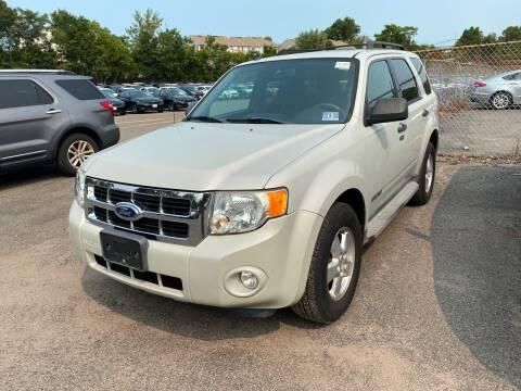 2008 Ford Escape for sale at JerseyMotorsInc.com in Teterboro NJ