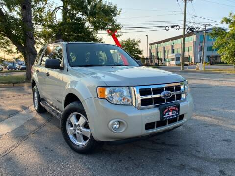 2008 Ford Escape for sale at JerseyMotorsInc.com in Teterboro NJ