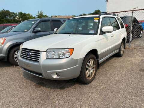 2006 Subaru Forester for sale at JerseyMotorsInc.com in Teterboro NJ