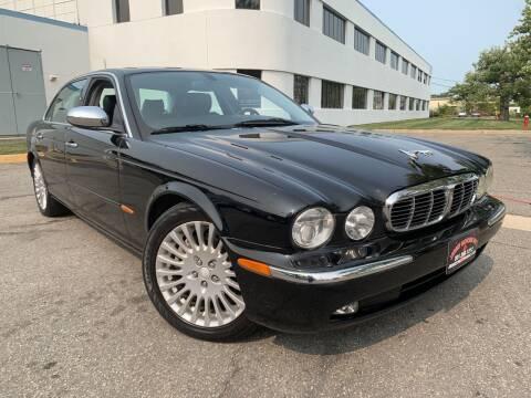 2005 Jaguar XJ-Series for sale at JerseyMotorsInc.com in Teterboro NJ