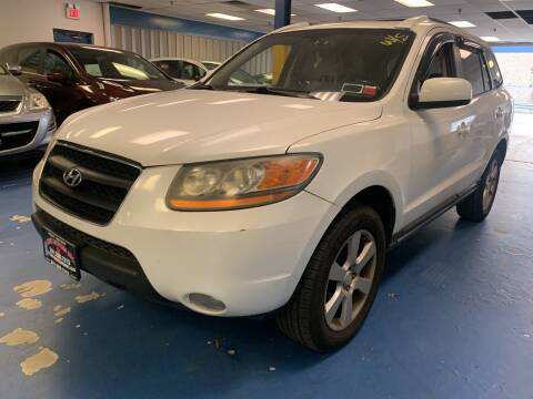 2009 Hyundai Santa Fe for sale at JerseyMotorsInc.com in Teterboro NJ