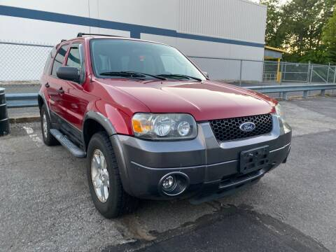 2006 Ford Escape for sale at JerseyMotorsInc.com in Teterboro NJ