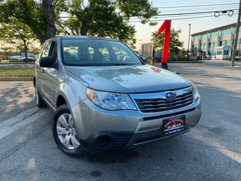 2009 Subaru Forester for sale at JerseyMotorsInc.com in Teterboro NJ