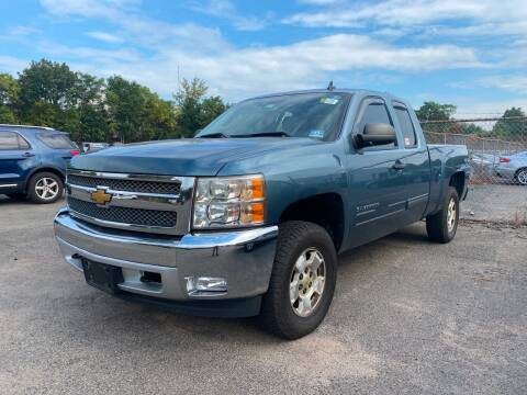 2012 Chevrolet Silverado 1500 for sale at JerseyMotorsInc.com in Teterboro NJ