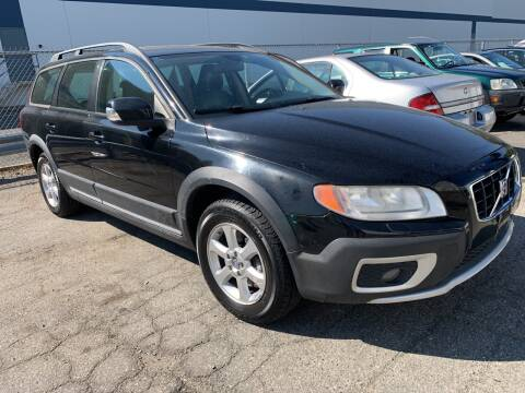 2008 Volvo XC70 for sale at JerseyMotorsInc.com in Teterboro NJ