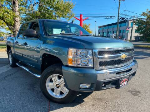 2010 Chevrolet Silverado 1500 for sale at JerseyMotorsInc.com in Teterboro NJ