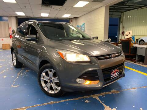 2014 Ford Escape for sale at JerseyMotorsInc.com in Teterboro NJ