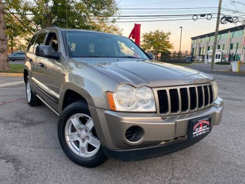 2006 Jeep Grand Cherokee for sale at JerseyMotorsInc.com in Teterboro NJ