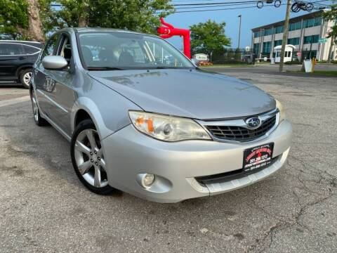2009 Subaru Impreza for sale at JerseyMotorsInc.com in Teterboro NJ