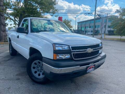 2006 Chevrolet Silverado 1500 for sale at JerseyMotorsInc.com in Teterboro NJ