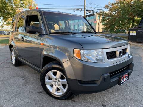 2011 Honda Element for sale at JerseyMotorsInc.com in Teterboro NJ