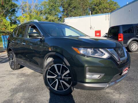 2020 Nissan Rogue for sale at JerseyMotorsInc.com in Teterboro NJ