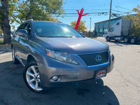 2012 Lexus RX 350 for sale at JerseyMotorsInc.com in Teterboro NJ