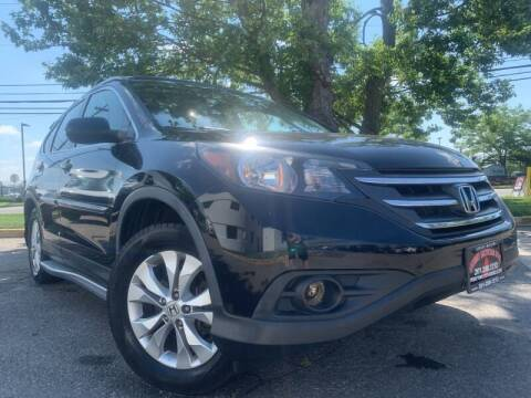 2012 Honda CR-V for sale at JerseyMotorsInc.com in Teterboro NJ