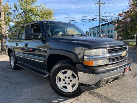 2004 Chevrolet Suburban for sale at JerseyMotorsInc.com in Teterboro NJ