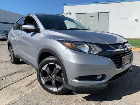 2018 Honda HR-V for sale at JerseyMotorsInc.com in Teterboro NJ