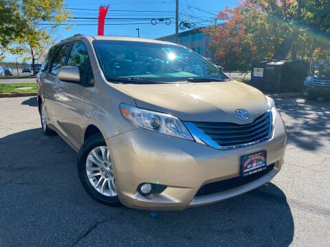 2011 Toyota Sienna for sale at JerseyMotorsInc.com in Teterboro NJ
