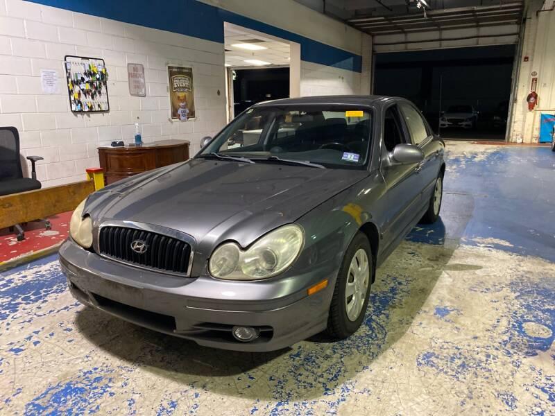 2004 Hyundai Sonata for sale at JerseyMotorsInc.com in Teterboro NJ