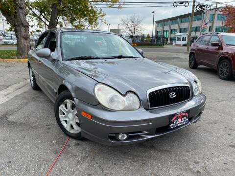 2004 Hyundai Sonata for sale at JerseyMotorsInc.com in Teterboro NJ