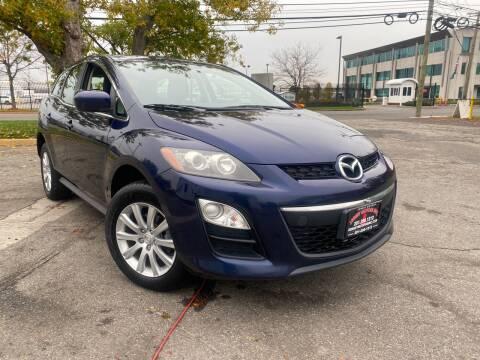 2011 Mazda CX-7 for sale at JerseyMotorsInc.com in Teterboro NJ