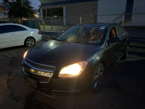 2009 Chevrolet Malibu for sale at JerseyMotorsInc.com in Teterboro NJ