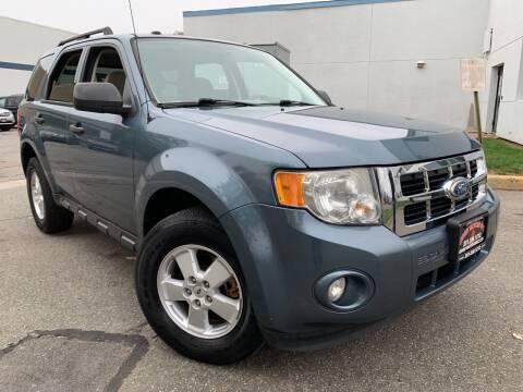2011 Ford Escape for sale at JerseyMotorsInc.com in Teterboro NJ