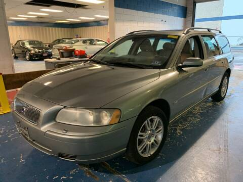 2006 Volvo V70 for sale at JerseyMotorsInc.com in Teterboro NJ