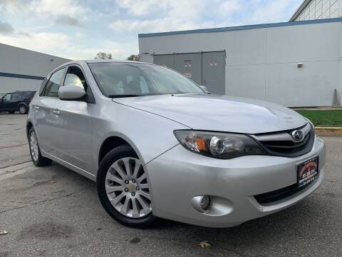 2011 Subaru Impreza for sale at JerseyMotorsInc.com in Teterboro NJ