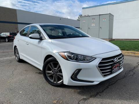 2017 Hyundai Elantra for sale at JerseyMotorsInc.com in Teterboro NJ