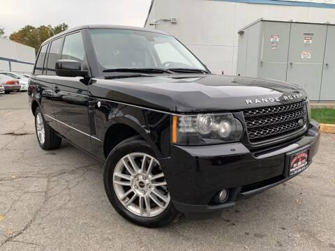 2012 Land Rover Range Rover for sale at JerseyMotorsInc.com in Teterboro NJ